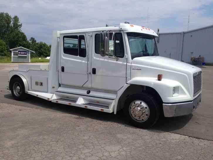 Trucks For Sale In Tn >> Freightliner Sport Chassis (2001) : Medium Trucks