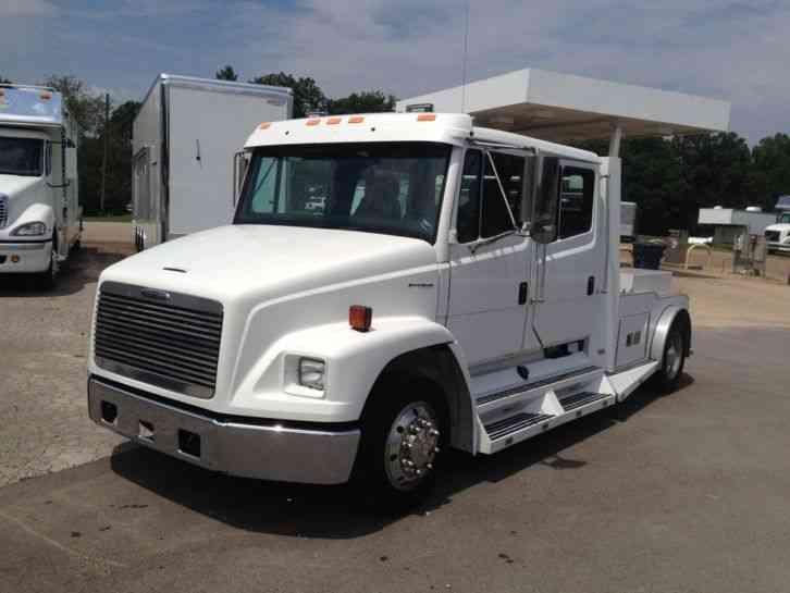 freightliner sport chassis 2001 medium trucks. Black Bedroom Furniture Sets. Home Design Ideas