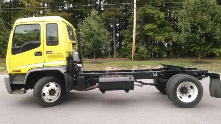 Gmc T6500 2001 Medium Trucks