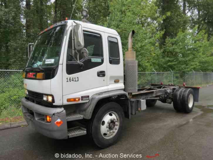 gmc t8500 2001 medium trucks rh jingletruck com GMC T8500 Vehicle Weight GMC W4500