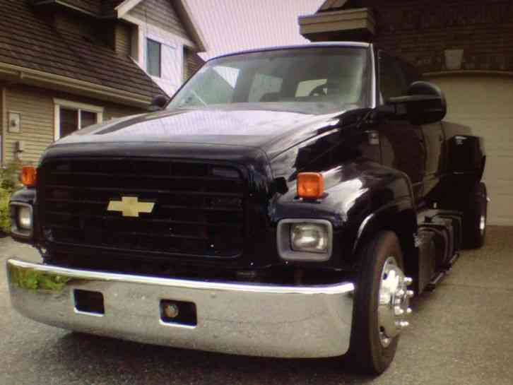 Gmc Trucks For Sale Near Me >> GMC Top Kick C-6500 Crew Cab Pick Up (2001) : Light Duty Trucks