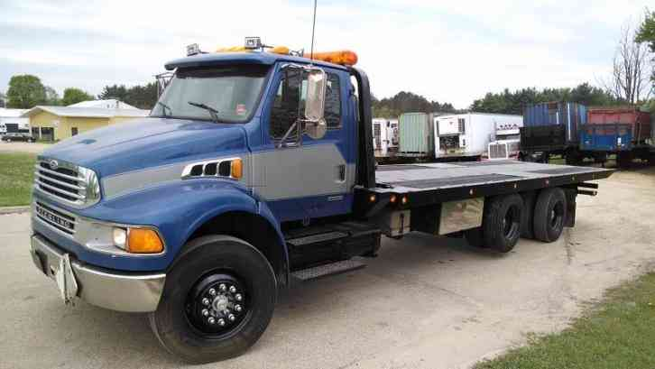 Century Auto Sales >> STERLING ACTERRA (2001) : Flatbeds & Rollbacks