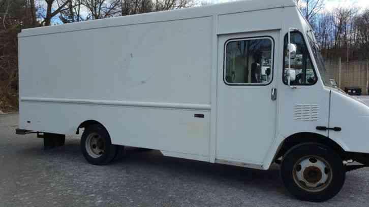 Workhorse Ft 1601 2001 Van Box Trucks