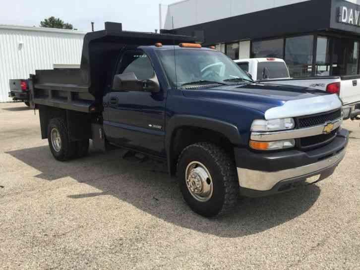 Chevy 3500 Dump : Chevrolet hd light duty trucks