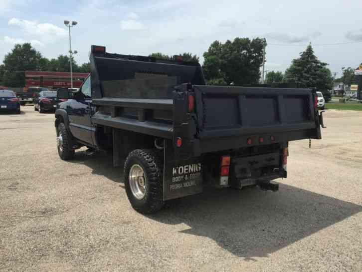 Chevrolet 3500 Dump Trucks For Sale Used Dump Trucks On