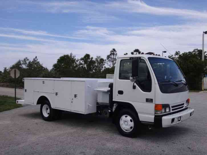 Chevrolet W3500 Service Utility Truck (2002)