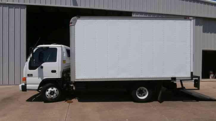 2002 chevy 4500 box truck