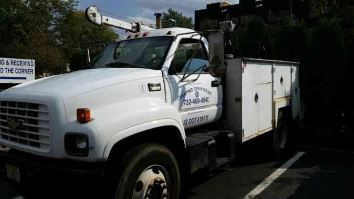 chevrolet silverado 3500hd 2008 utility service trucks. Black Bedroom Furniture Sets. Home Design Ideas