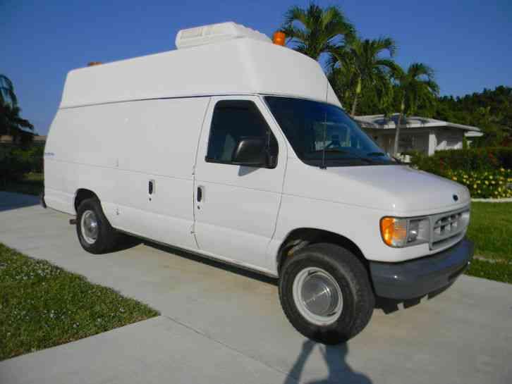 Sewer Camera For Sale >> Ford E-350 (2002) : Light Duty Trucks