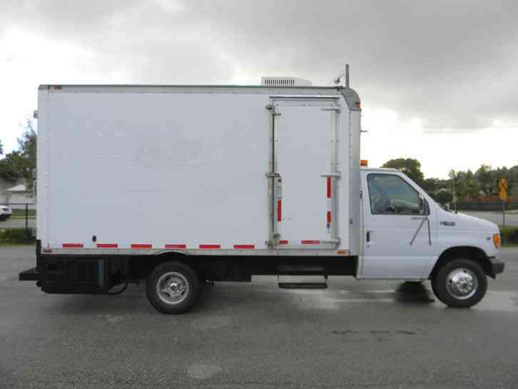 Ford E450 (2002) : Van / Box Trucks