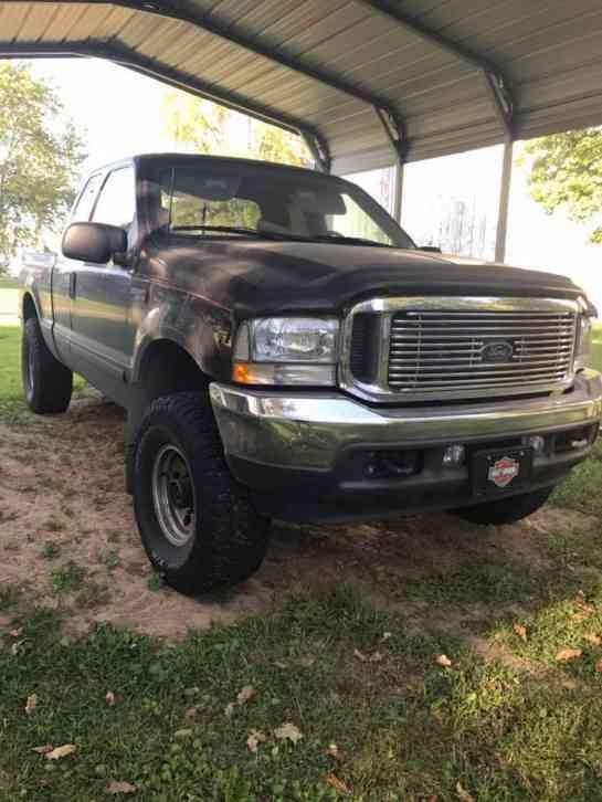 Kelley Blue Book Semi Trucks >> Ford F250 (2002) : Utility / Service Trucks