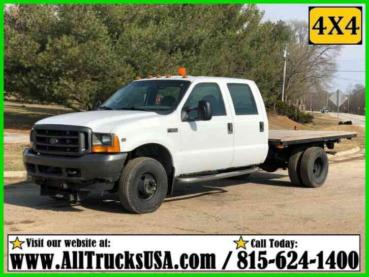 Ford F350 4X4 (2002)