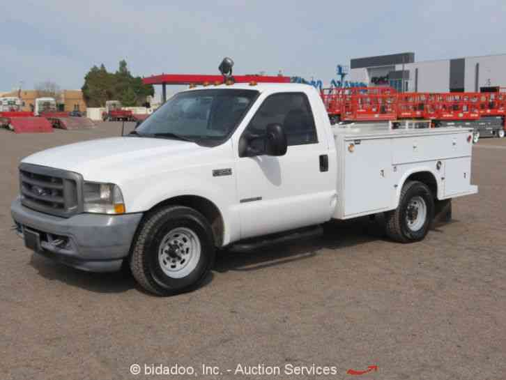 Ford F350 (2002)