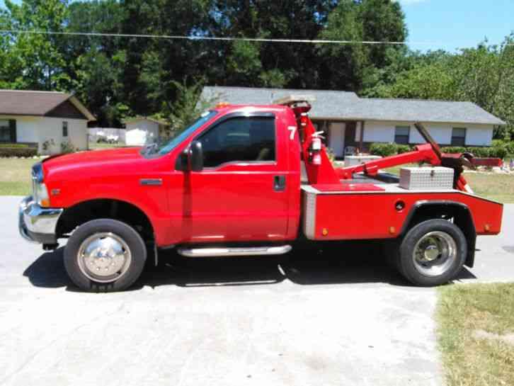 Repo Trucks For Sale >> Ford F450 (2002) : Wreckers