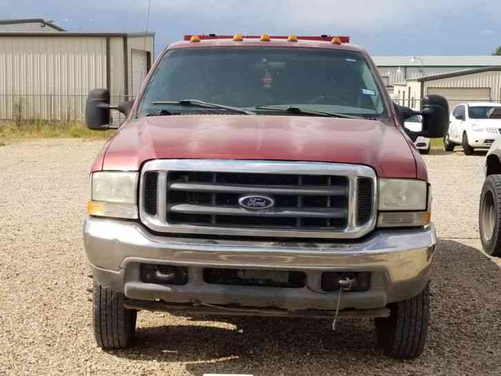 Ford F450 (2002)