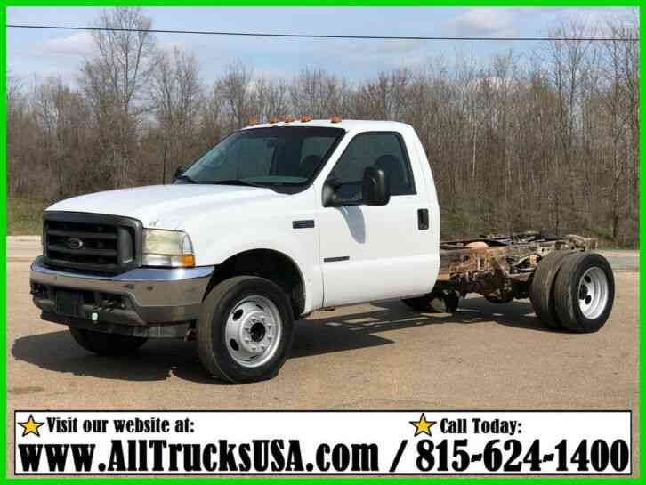 Ford F550 (2002)