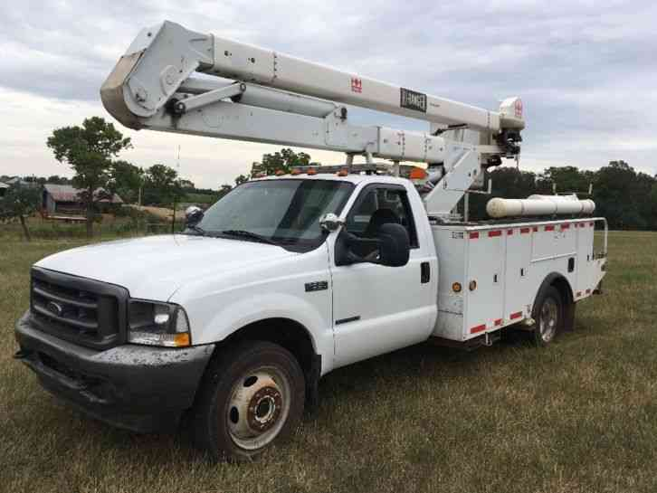 Ford Ford F-550 (2002)