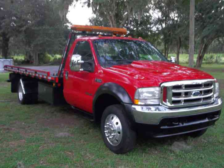 ford xlt super duty fully loaded power every thing 2002 flatbeds rollbacks. Black Bedroom Furniture Sets. Home Design Ideas