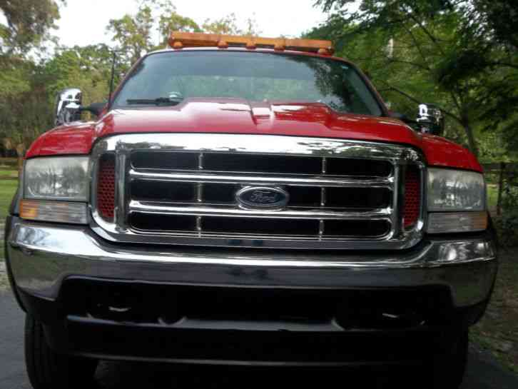 Ford Xlt Super Duty Fully Loaded Power Every Thing 2002