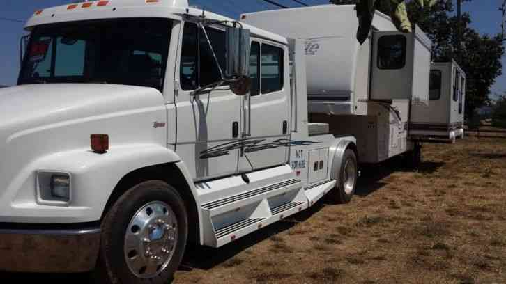 Mack Trucks For Sale >> Freightliner (2002) : Heavy Duty Trucks