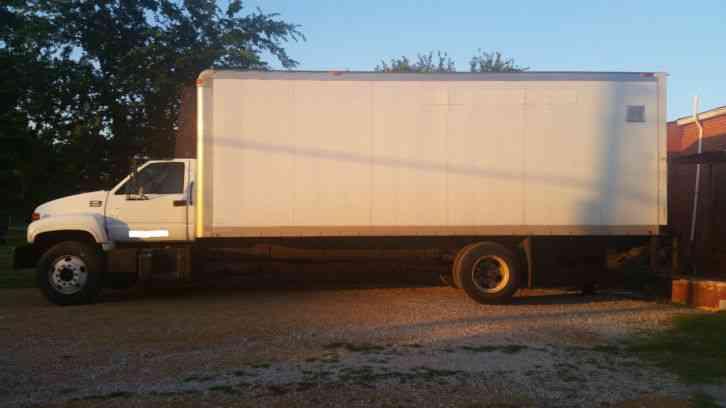 Penske Used Trucks >> Ford E350 (2011) : Van / Box Trucks