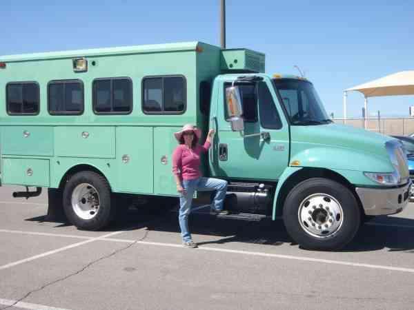 International 4300 2002 medium trucks - Conversion ca en m2 ...