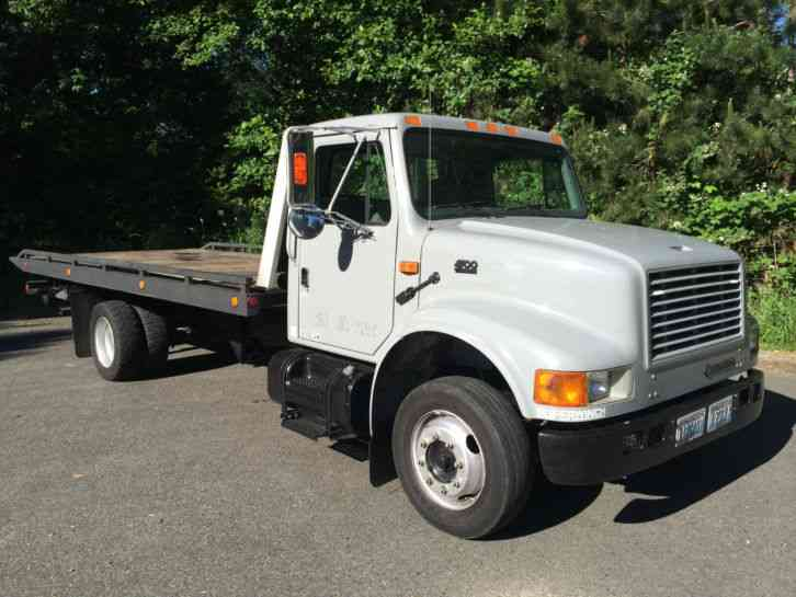 Used Flatbed Tow Trucks For Sale In St Louis Upcomingcarshq Com