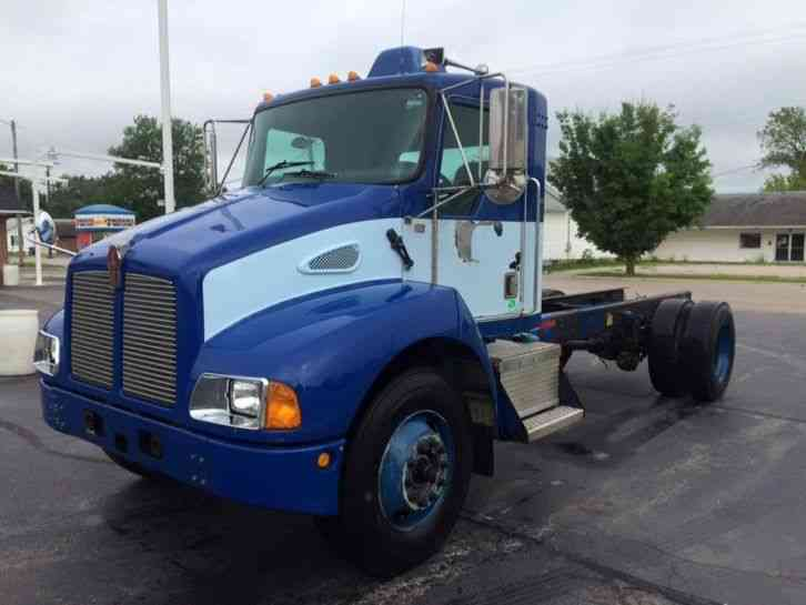 Kenworth T300 (2002) : Heavy Duty Trucks