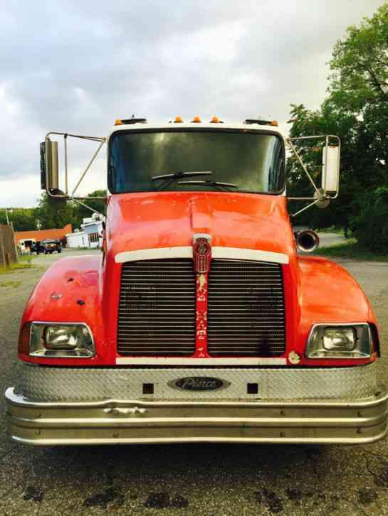 Used Bucket Trucks >> Kenworth T300 (2002) : Emergency & Fire Trucks