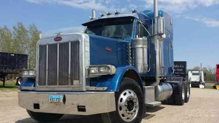 Peterbilt 378 2002 Sleeper Semi Trucks