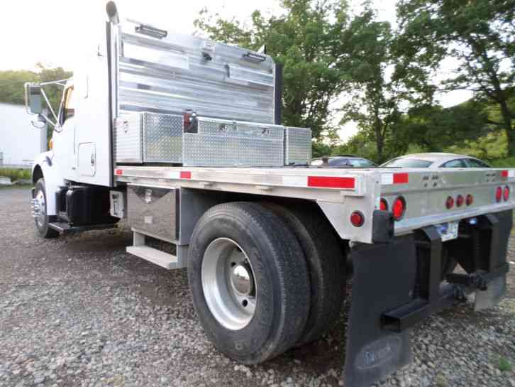 Sterling Semi Hotshot Toyhauler 2002 Heavy Duty Trucks