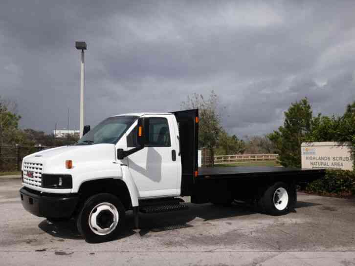 Kodiak Truck For Sale >> Gmc C4500 Kodiak Flatbed 2003 Medium Trucks