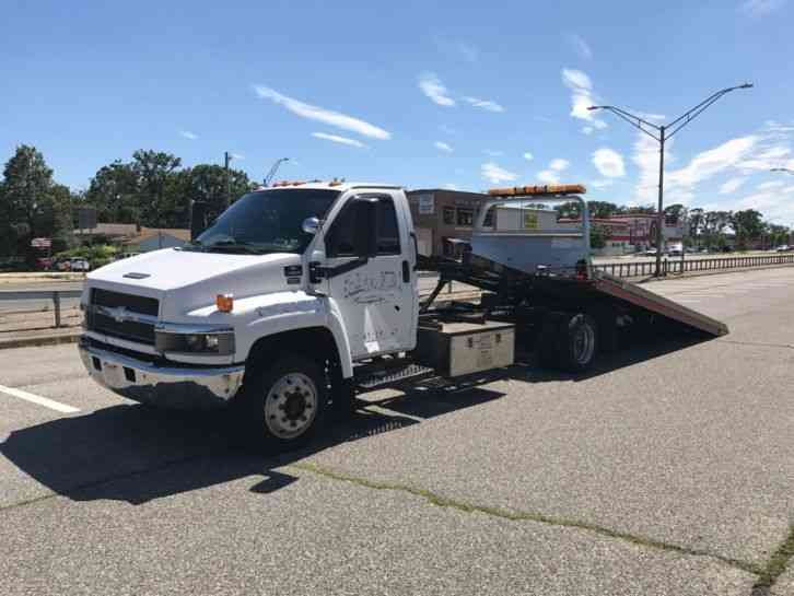 Flatbed Tow Truck >> Chevrolet C4500 (2003) : Flatbeds & Rollbacks