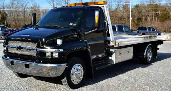 Chevrolet C4500  2003    Flatbeds  U0026 Rollbacks