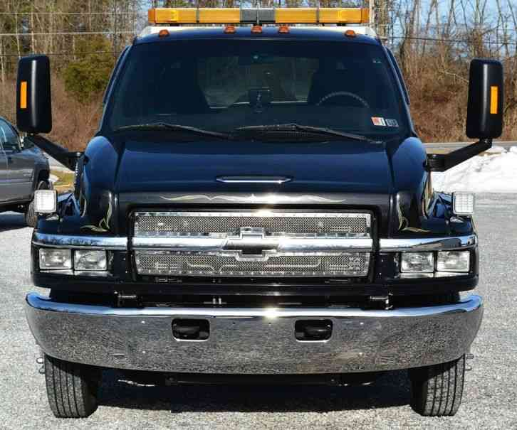 Chevrolet C4500 (2003) : Flatbeds & Rollbacks