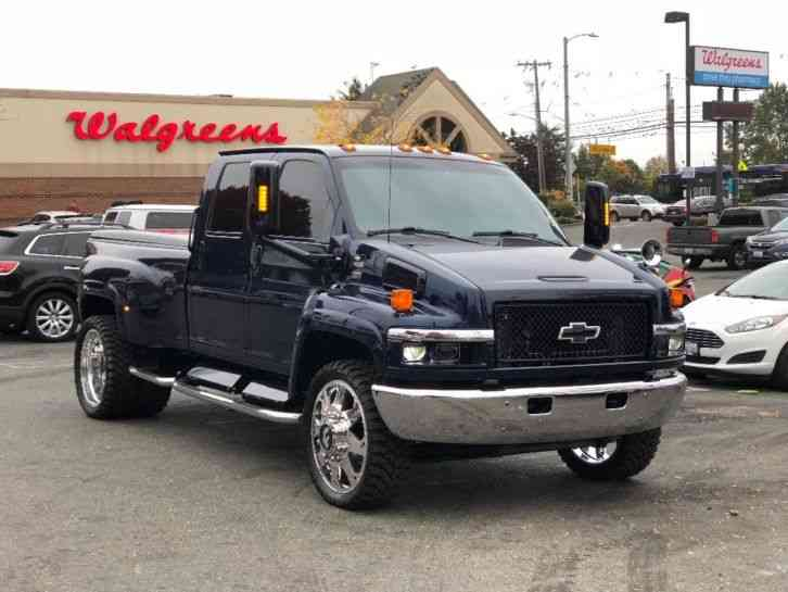 Kodiak Truck For Sale >> Chevrolet C4500 Kodiak 2003 Light Duty Trucks