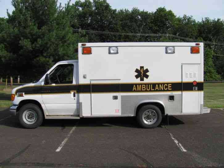 2003 Ford E 450 Type Iii Ambulance Autos Post