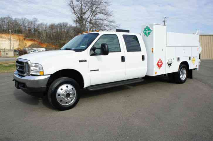 Ford F-450 (2003)