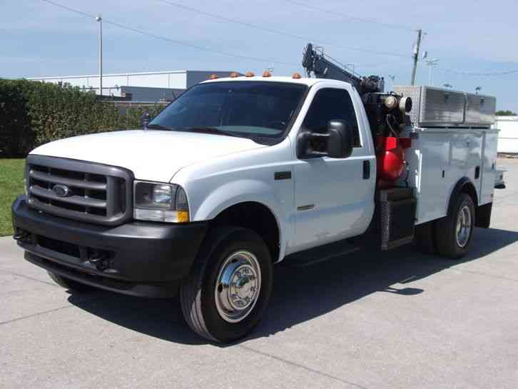 Ford F-550 (2003)