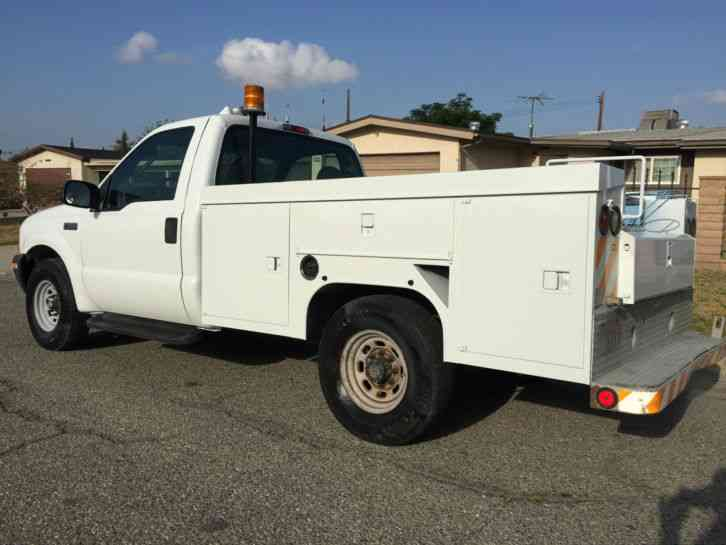 Utility Truck Beds For Sale >> Ford F250 (2003) : Utility / Service Trucks