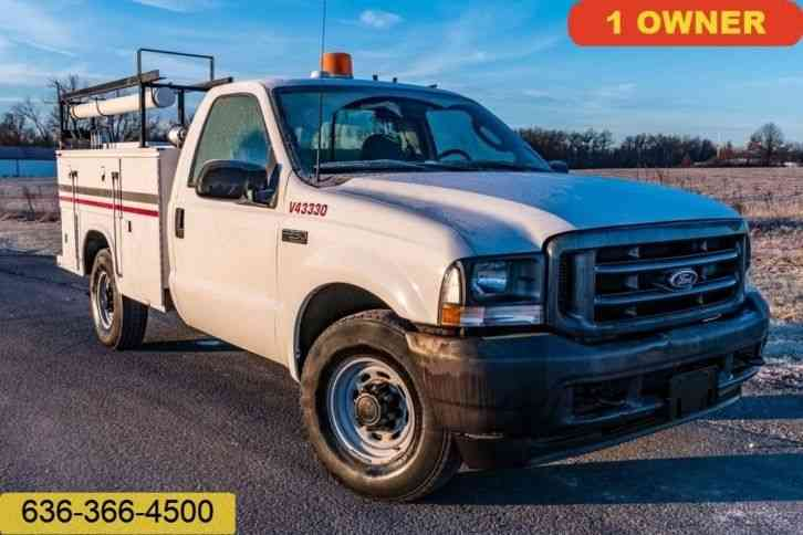 Ford F250 (2003)