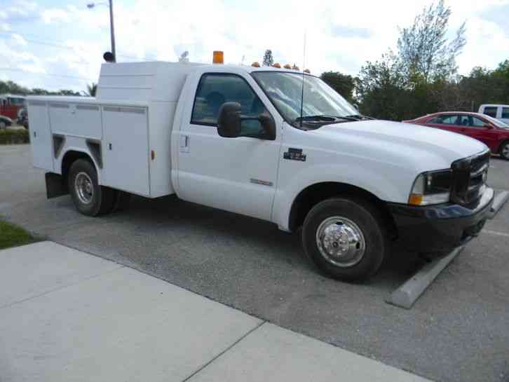 Ford F350 (2003)