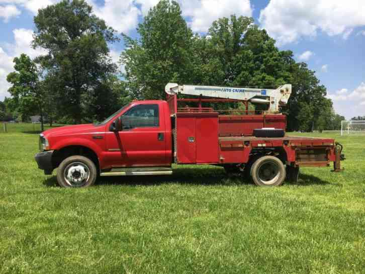 Ford F550 (2003)