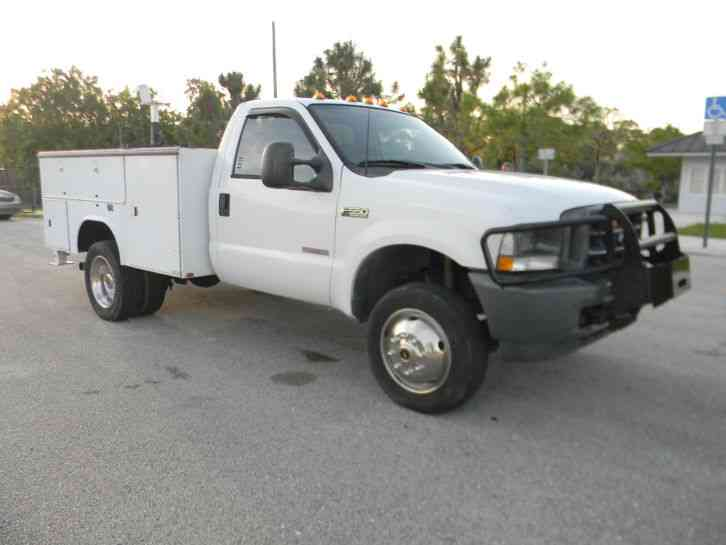 Ford F550 Superduty (2003)