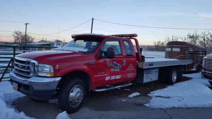 Ford F550 (2007) : Flatbeds & Rollbacks
