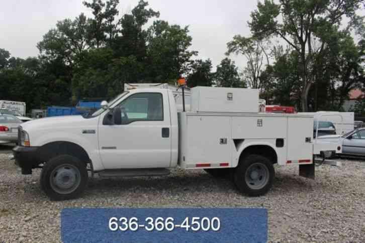 Heavy Duty Trucks: Used Ford Heavy Duty Trucks