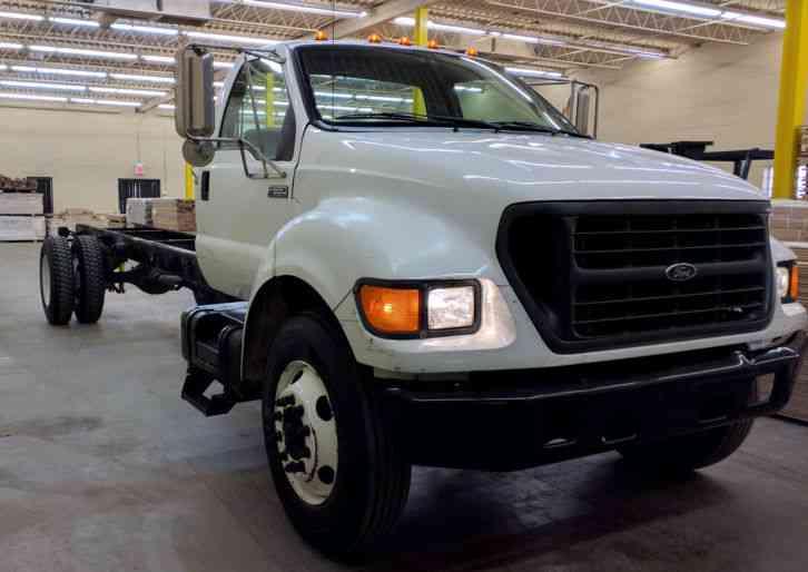 ford f650 2003 heavy duty trucks. Black Bedroom Furniture Sets. Home Design Ideas