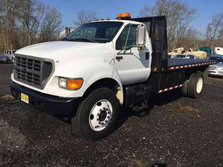 Ford F750 For Sale >> Ford F750 (2003) : Flatbeds & Rollbacks