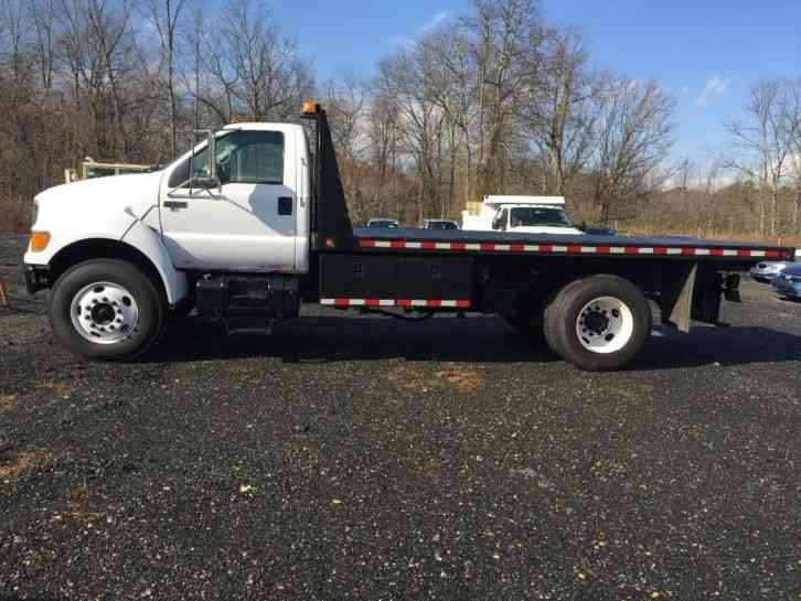 Ford F 550 For Sale >> Ford F750 (2003) : Flatbeds & Rollbacks