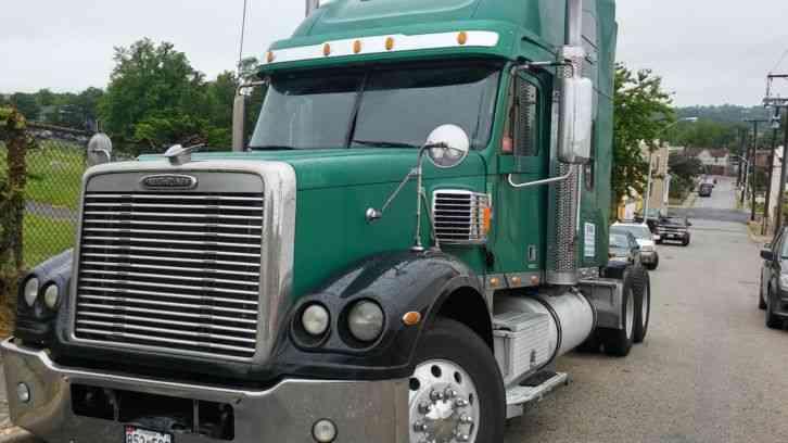 Freightliner CORONADO (2003) : Sleeper Semi Trucks